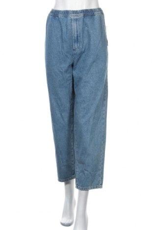 Γυναικείο Τζίν Urban Outfitters, Μέγεθος XXL, Χρώμα Μπλέ, Βαμβάκι, Τιμή 34,41€