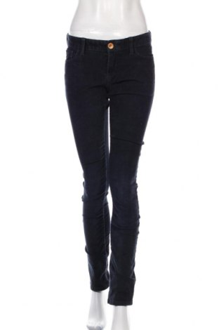 Γυναικείο κοτλέ παντελόνι Banana Republic, Μέγεθος S, Χρώμα Μπλέ, 98% βαμβάκι, 2% ελαστάνη, Τιμή 17,81€