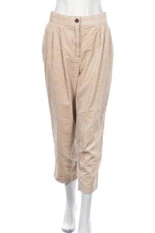 Дамски джинси H&M, Размер M, Цвят Бежов, 76% памук, 24% вискоза, Цена 6,90лв.