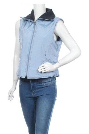 Γυναικείο γιλέκο Once, Μέγεθος M, Χρώμα Μπλέ, Πολυεστέρας, Τιμή 18,84€