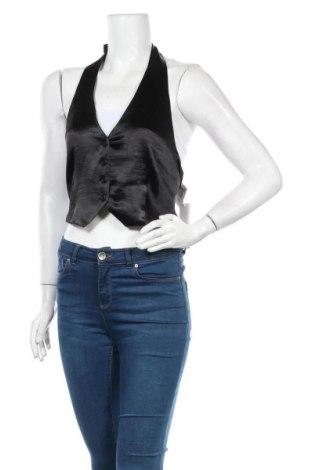 Дамски елек Urban Outfitters, Размер S, Цвят Черен, Полиестер, Цена 33,64лв.