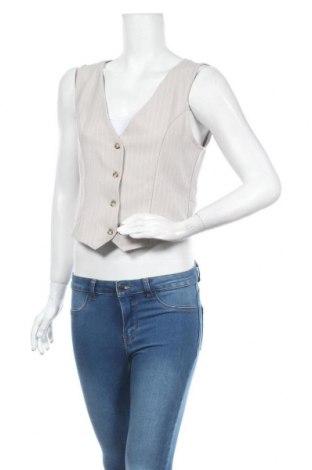 Дамски елек Urban Outfitters, Размер L, Цвят Сив, 97% полиестер, 3% вискоза, Цена 40,02лв.