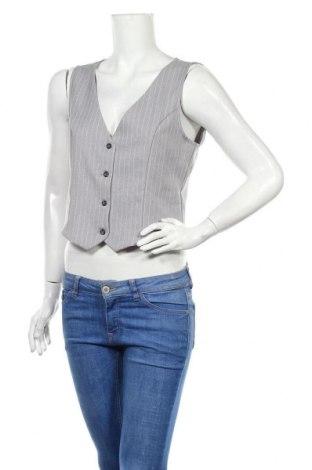 Дамски елек Urban Outfitters, Размер L, Цвят Сив, 97% полиестер, 3% вискоза, Цена 41,40лв.