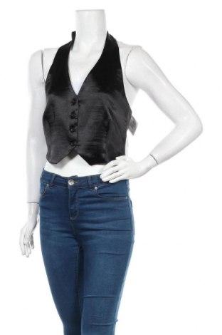 Дамски елек Urban Outfitters, Размер M, Цвят Черен, Полиестер, Цена 41,40лв.