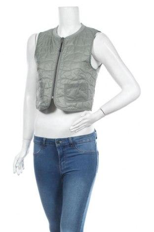 Дамски елек Urban Outfitters, Размер S, Цвят Зелен, Полиамид, Цена 44,85лв.