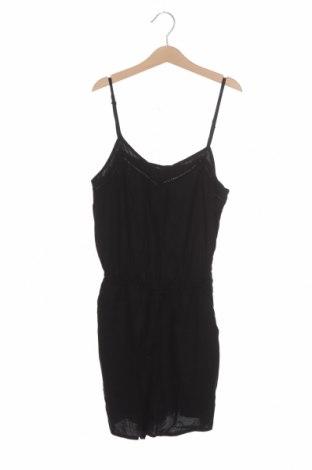 Γυναικεία σαλοπέτα H&M Divided, Μέγεθος XS, Χρώμα Μαύρο, Βισκόζη, Τιμή 14,45€