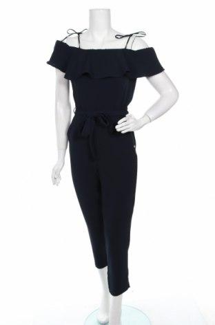 Γυναικεία σαλοπέτα Tom Tailor, Μέγεθος M, Χρώμα Μπλέ, Πολυεστέρας, Τιμή 27,71€