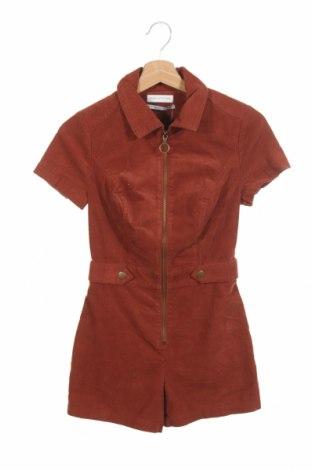 Γυναικεία σαλοπέτα Urban Outfitters, Μέγεθος XS, Χρώμα Καφέ, Τιμή 34,41€