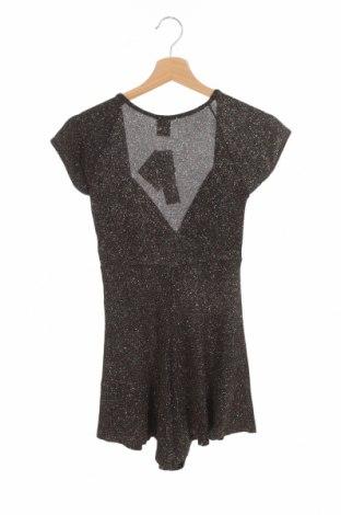 Дамски гащеризон Urban Outfitters, Размер XS, Цвят Многоцветен, 90% полиамид, 6% метални нишки, 4% еластан, Цена 6,81лв.
