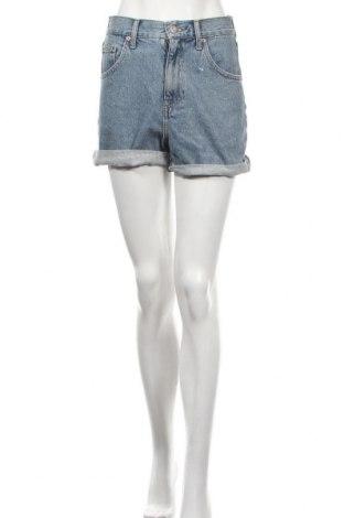 Pantaloni scurți de femei BDG, Mărime S, Culoare Albastru, Bumbac, Preț 105,27 Lei