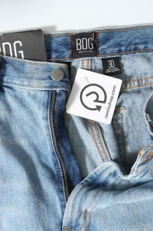 Дамски къс панталон BDG, Размер L, Цвят Син, Памук, Цена 51,75лв.