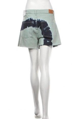 Дамски къс панталон BDG, Размер M, Цвят Зелен, Памук, Цена 13,68лв.