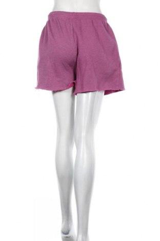 Дамски къс панталон Urban Outfitters, Размер L, Цвят Розов, 70% памук, 30% полиестер, Цена 9,77лв.