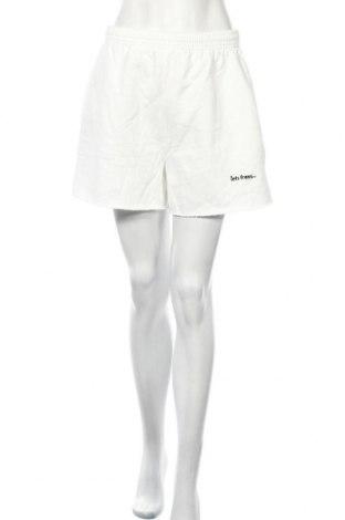 Дамски къс панталон Urban Outfitters, Размер L, Цвят Бял, 100% памук, Цена 8,77лв.