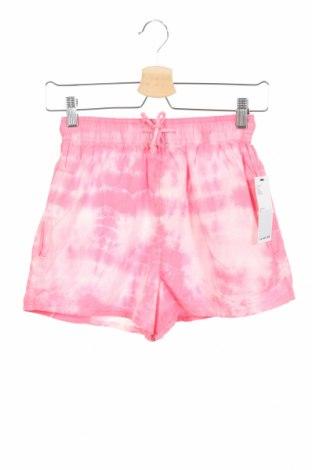 Дамски къс панталон Urban Outfitters, Размер XS, Цвят Розов, Памук, Цена 34,50лв.