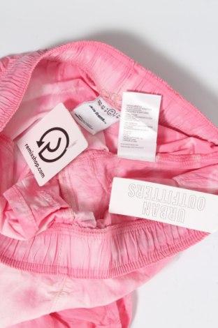 Дамски къс панталон Urban Outfitters, Размер M, Цвят Розов, Памук, Цена 10,35лв.