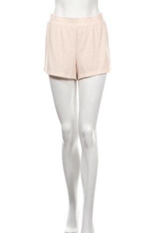 Дамски къс панталон Urban Outfitters, Размер M, Цвят Бежов, 77% полиестер, 18% вискоза, 5% еластан, Цена 6,84лв.