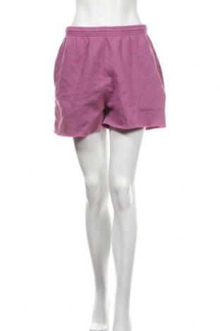 Дамски къс панталон Urban Outfitters, Размер L, Цвят Лилав, 80% памук, 20% полиестер, Цена 69,00лв.