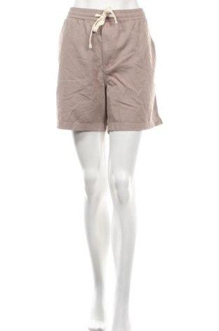 Дамски къс панталон Urban Outfitters, Размер XL, Цвят Кафяв, Памук, Цена 44,25лв.