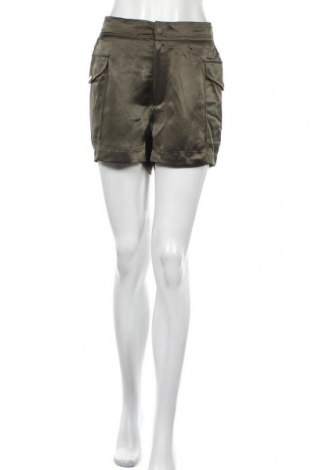 Дамски къс панталон Zara, Размер S, Цвят Зелен, Цена 5,28лв.