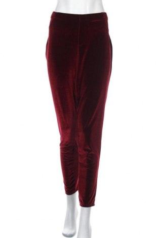 Dámské legíny  Faded Glory, Velikost XL, Barva Červená, 95% polyester, 5% elastan, Cena  273,00Kč