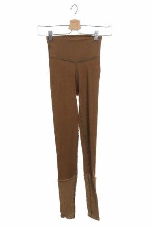 Дамски клин Urban Outfitters, Размер XS, Цвят Кафяв, 59% полиамид, 35% модал, 6% еластан, Цена 23,40лв.