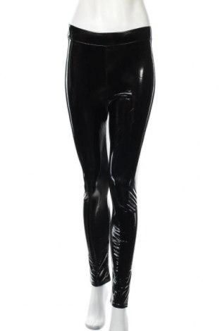 Dámské kožené legíny , Velikost M, Barva Černá, Eko kůže, Cena  302,00Kč