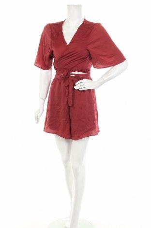 Дамски комплект Showpo, Размер XL, Цвят Червен, Полиестер, Цена 46,46лв.
