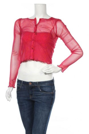 Set de femei Urban Outfitters, Mărime S, Culoare Roz, 100% poliamidă, Preț 170,23 Lei