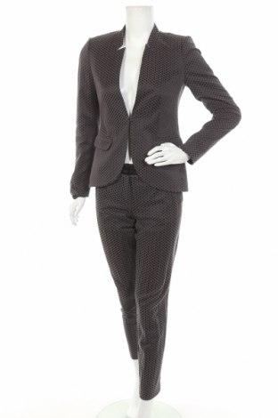 Costum de femei Comma,, Mărime M, Culoare Gri, 56% bumbac, 40% poliester, 4% elastan, Preț 204,25 Lei