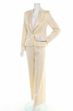 Costum de femei Daniel Hechter, Mărime S, Culoare Bej, 98% bumbac, 2% elastan, Preț 161,84 Lei