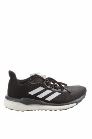 Дамски обувки Adidas, Размер 38, Цвят Черен, Текстил, еко кожа, Цена 130,67лв.