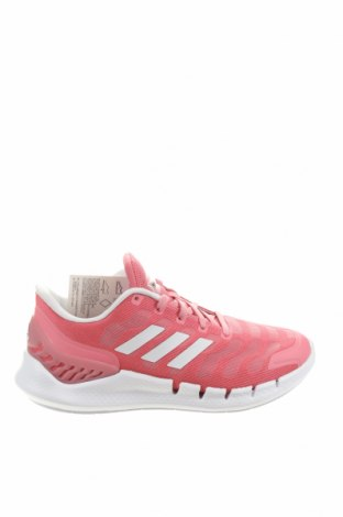 Дамски обувки Adidas, Размер 38, Цвят Розов, Текстил, Цена 123,37лв.