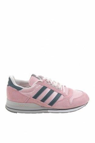 Γυναικεία παπούτσια Adidas Originals, Μέγεθος 42, Χρώμα Ρόζ , Κλωστοϋφαντουργικά προϊόντα, φυσικό σουέτ, Τιμή 41,52€
