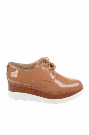 Γυναικεία παπούτσια Aldo, Μέγεθος 35, Χρώμα Καφέ, Δερματίνη, Τιμή 21,71€