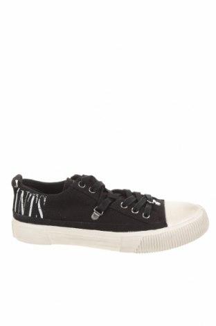 Дамски обувки AllSaints, Размер 39, Цвят Черен, Текстил, Цена 70,70лв.