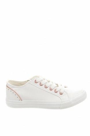 Γυναικεία παπούτσια Anna Field, Μέγεθος 39, Χρώμα Λευκό, Δερματίνη, Τιμή 17,42€