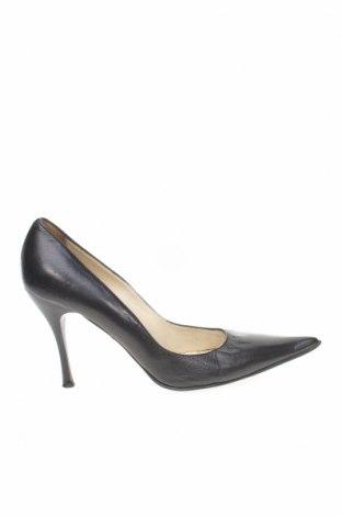 Дамски обувки Bagatt, Размер 38, Цвят Черен, Естествена кожа, Цена 32,40лв.