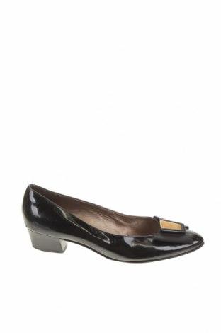 Дамски обувки Bally, Размер 37, Цвят Черен, Естествена кожа, Цена 99,16лв.