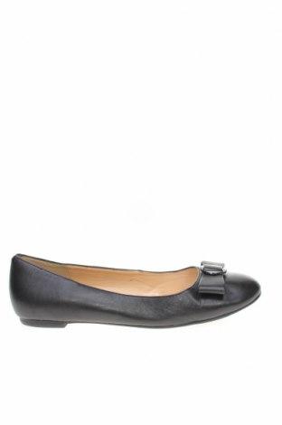 Дамски обувки Bata, Размер 39, Цвят Черен, Естествена кожа, Цена 35,20лв.