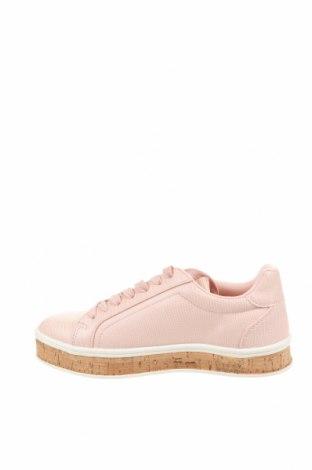 Дамски обувки Bullboxer, Размер 38, Цвят Розов, Еко кожа, Цена 88,50лв.