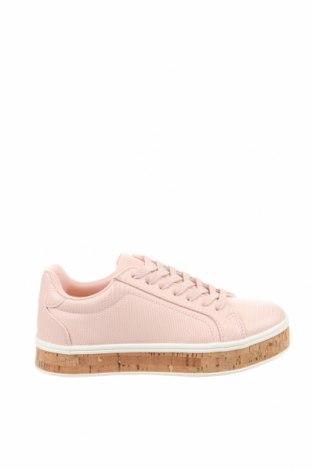 Дамски обувки Bullboxer, Размер 37, Цвят Розов, Еко кожа, Цена 48,95лв.