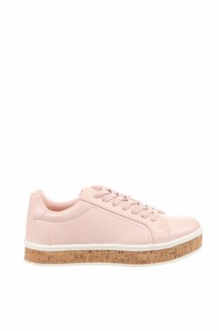 Дамски обувки Bullboxer, Размер 39, Цвят Розов, Еко кожа, Цена 88,50лв.