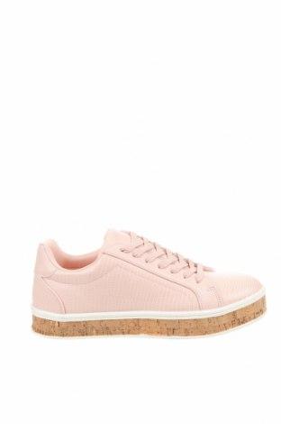 Дамски обувки Bullboxer, Размер 40, Цвят Розов, Еко кожа, Цена 74,34лв.