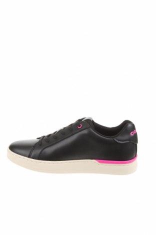 Дамски обувки Coach, Размер 38, Цвят Черен, Еко кожа, Цена 216,75лв.