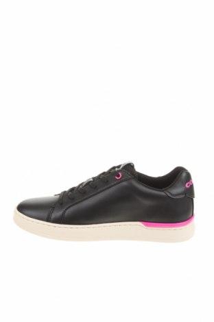 Дамски обувки Coach, Размер 37, Цвят Черен, Еко кожа, Цена 216,75лв.