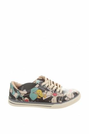 Дамски обувки Dogo, Размер 36, Цвят Многоцветен, Еко кожа, Цена 51,75лв.