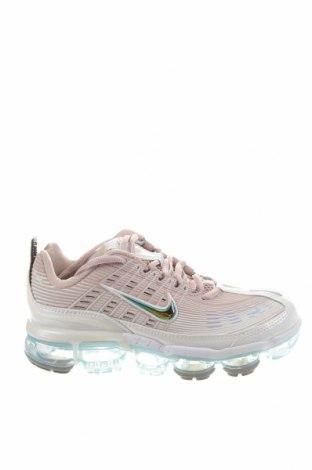 Дамски обувки Nike, Размер 38, Цвят Розов, Еко кожа, полиуретан, Цена 141,75лв.