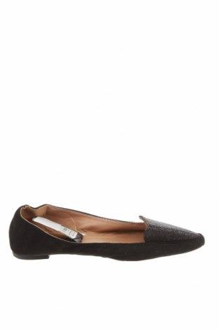 Дамски обувки Rubi, Размер 37, Цвят Черен, Текстил, Цена 9,45лв.