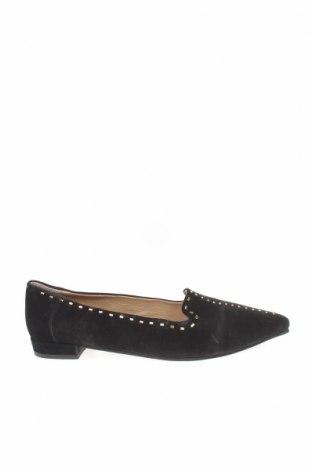 Дамски обувки Shoe The Bear, Размер 39, Цвят Черен, Естествен велур, Цена 46,80лв.